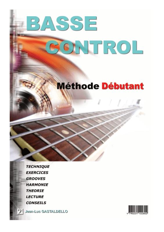 Apprendre la basse électrique avec Jean Luc Gastaldello