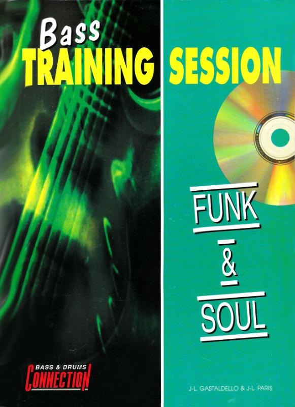 Bass Training Session - Jean-luc Gastaldello