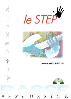 La couverture du livre Le Step de Jean Luc Gastaldello